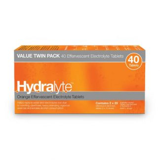 Hydralyte Tablets Orange | 40 pack