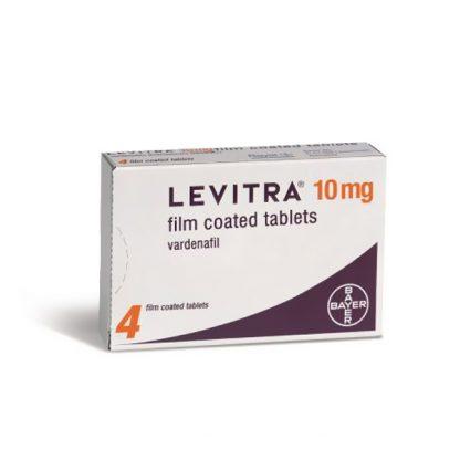 Levitra 10mg | 4 tabs
