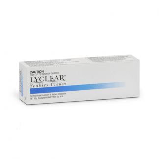 Lyclear Scabies Cream | 30g