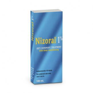 Nizoral 1% Anti Dandruff Treatment | 100ml
